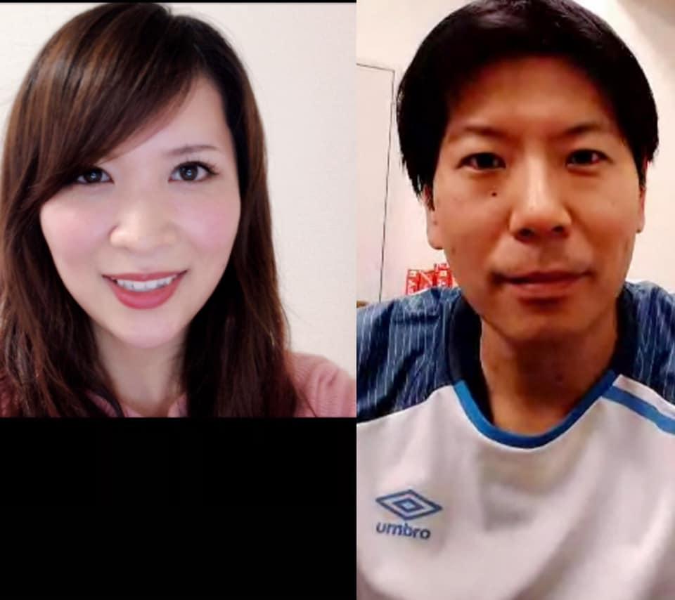 小顔マジシャン相談会にオンラインで神戸から参加!!