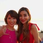 ハワイで超有名なリー優子さんに会ってきました!!中目黒痛くない小顔矯正サロンでセルフ小顔!