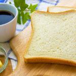 コーヒーとトーストが朝食の人は老化します!老化したくない!